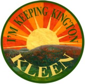 KLEEN Badge web